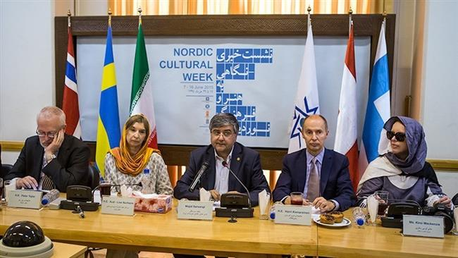 Nordic Exhibition in Tehran, June 7-16, 2015